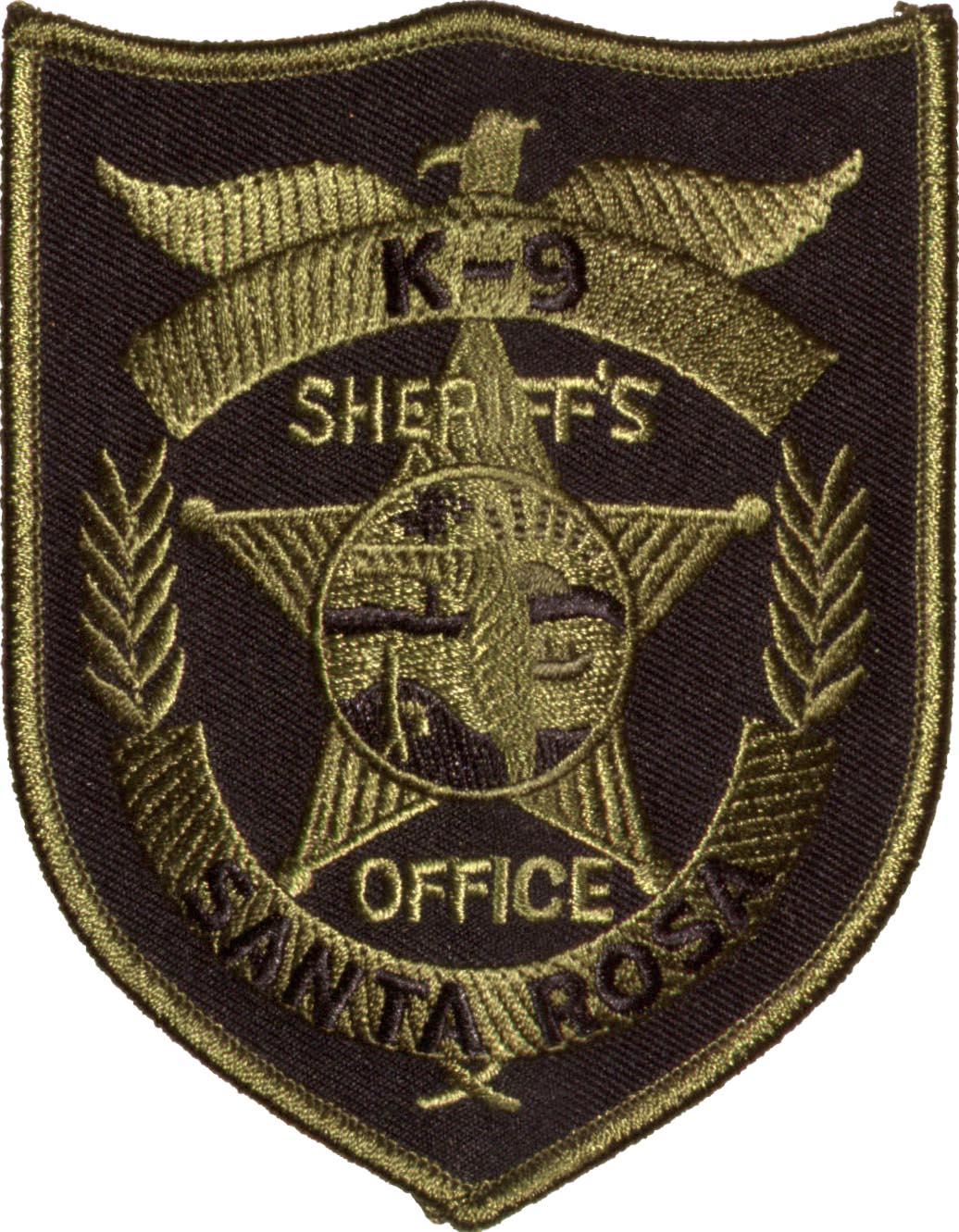 K9 Unit patches