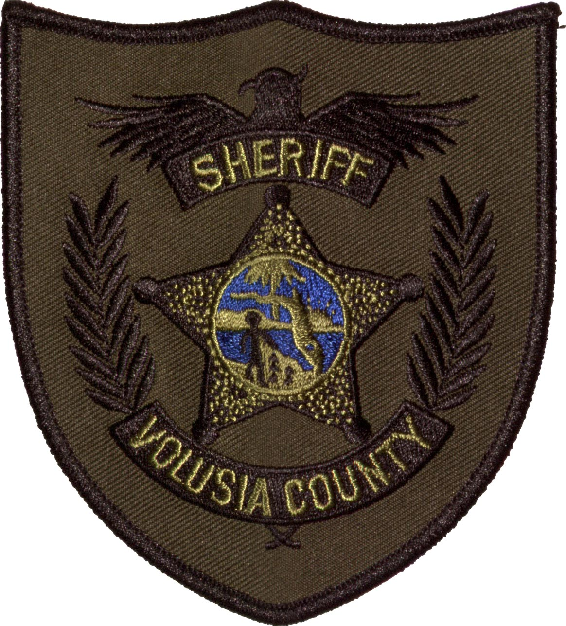 Sheriff Embroidered Emblems