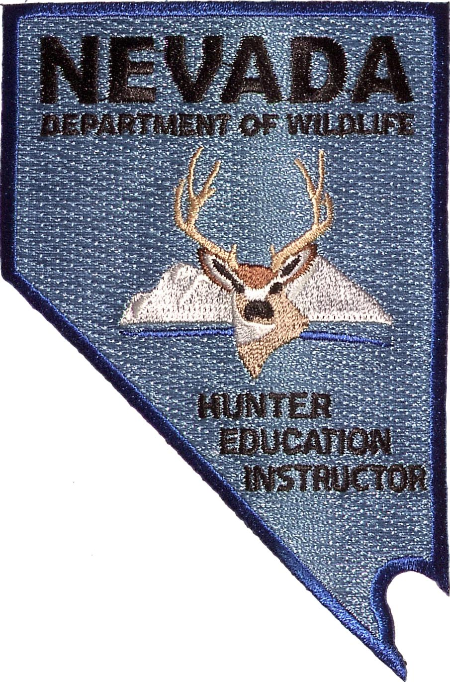 Department of Wildlife Emblem