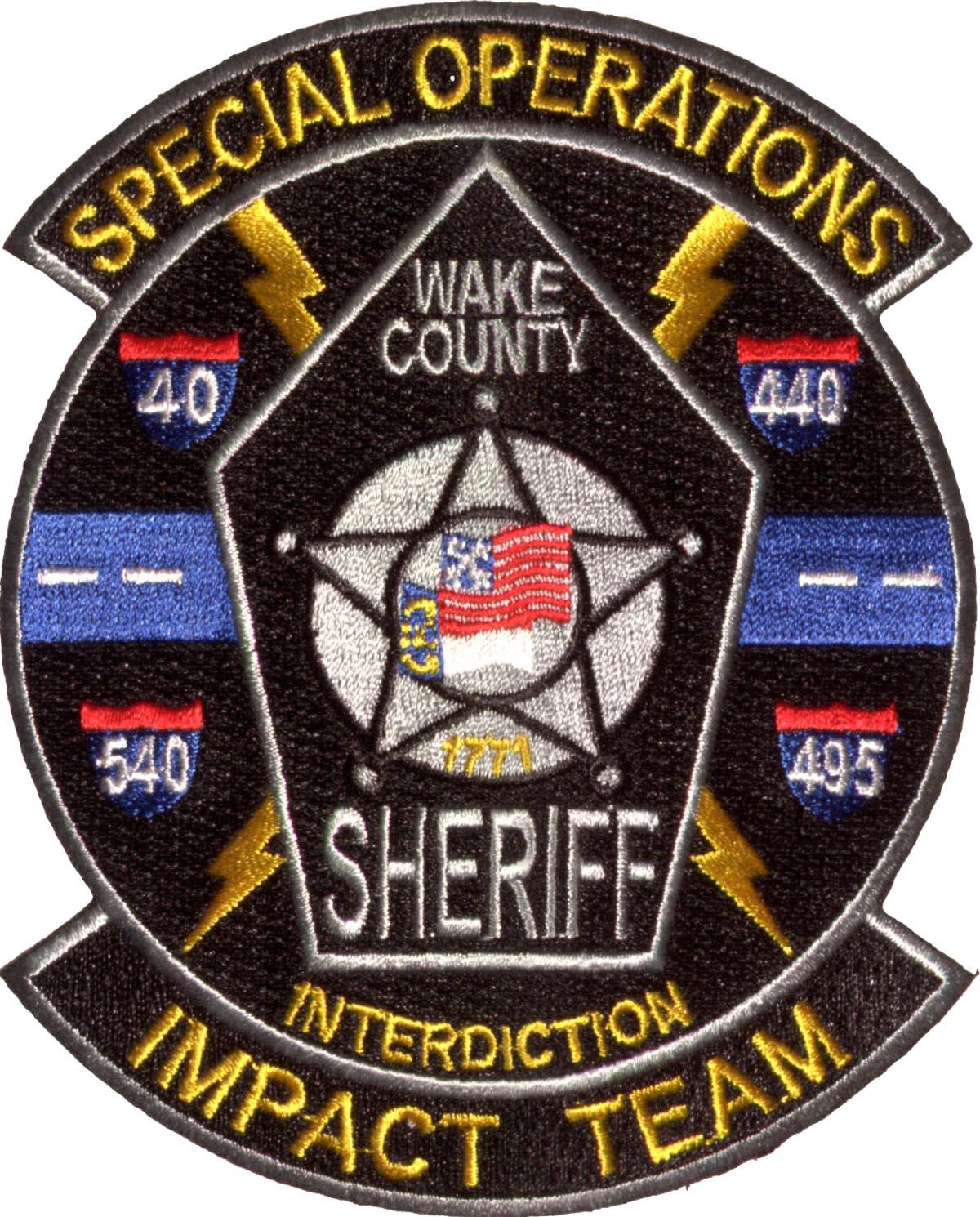 Special Operations Emblems