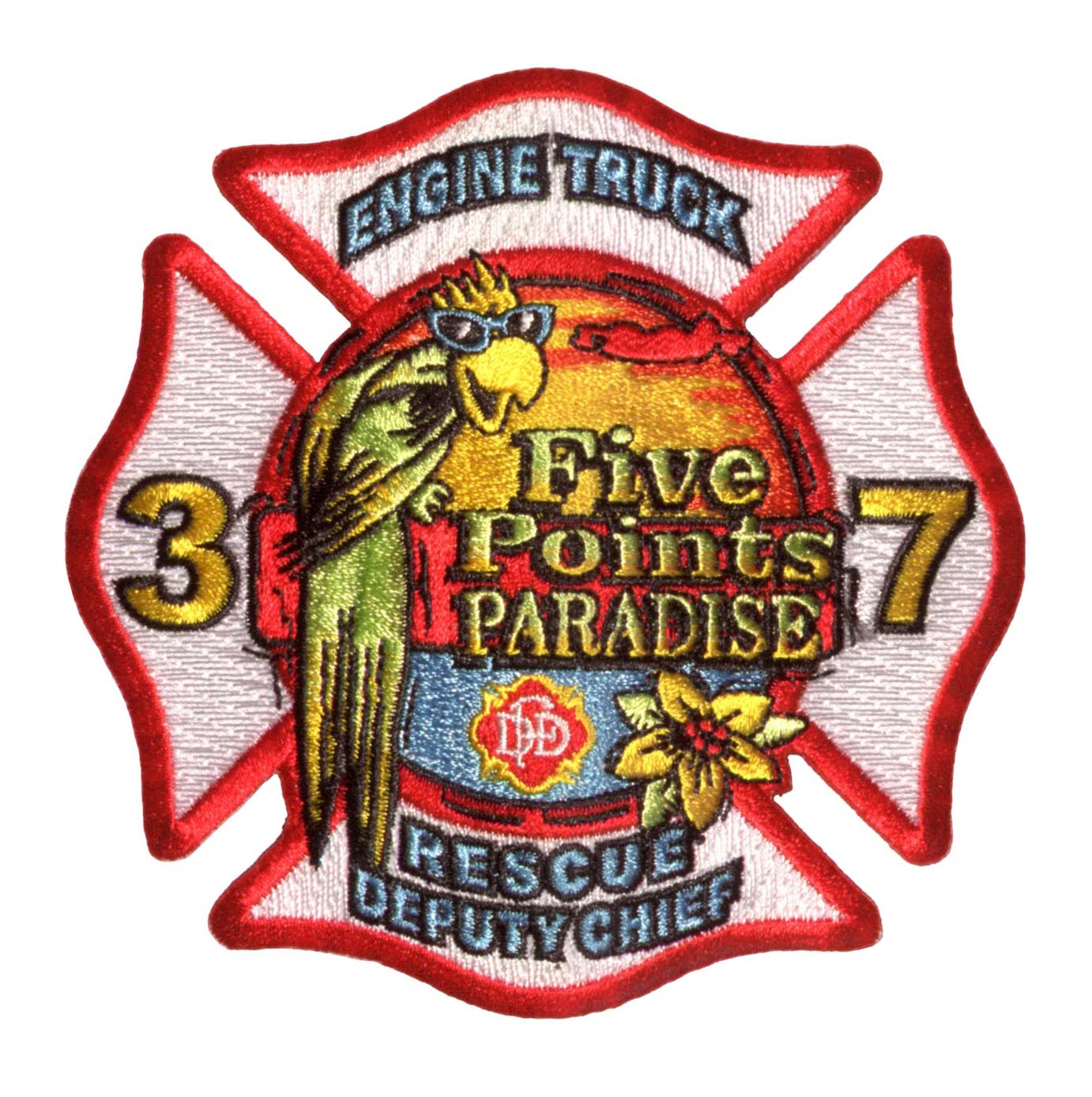 Fire Chief patch