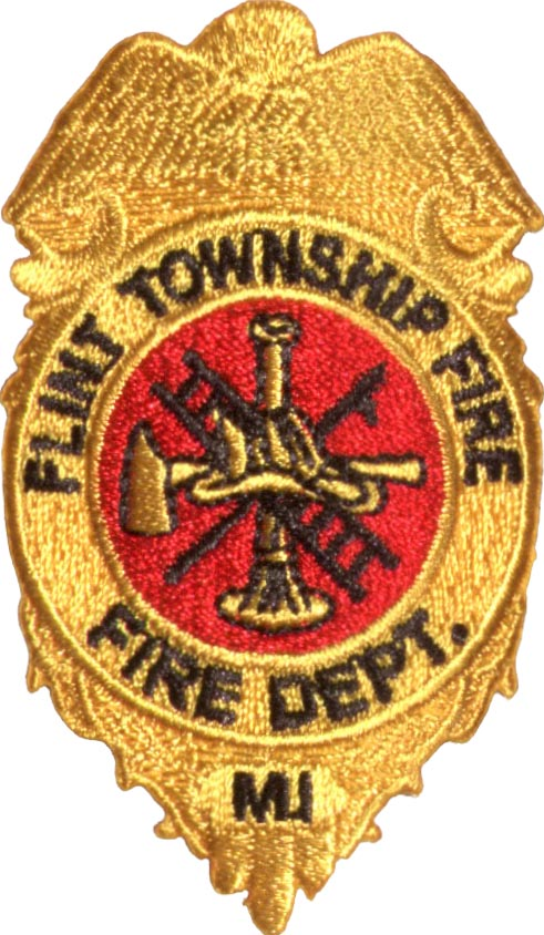 Fire Badge Patches