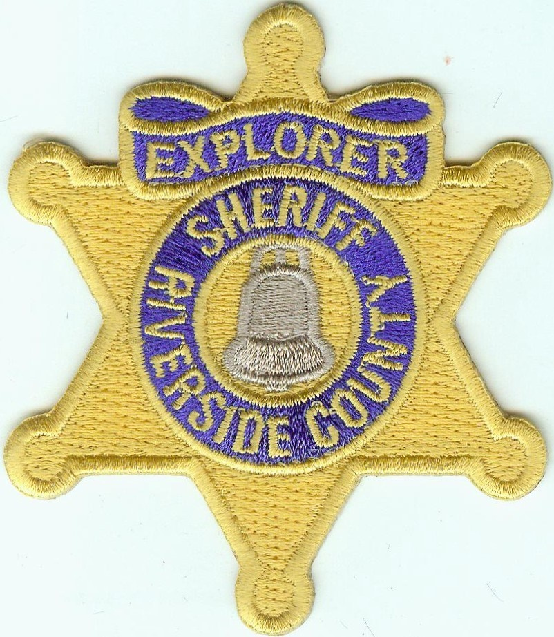 Explorer Badge Patch