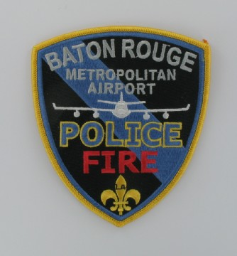 Airport Police Patch
