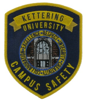 Campus Safety Emblems