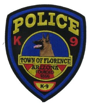 K9 Police Emblems