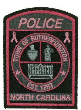 Pink Police patches