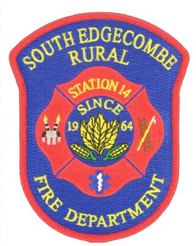 Fire Department Patches