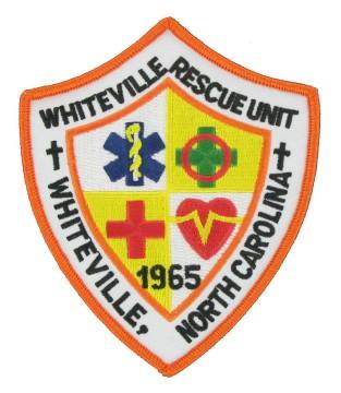Rescue Unit Patch