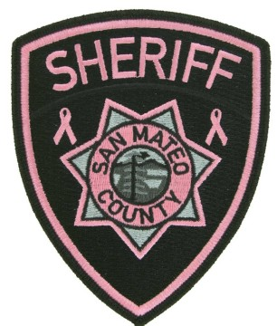 Pink Sheriff Patches