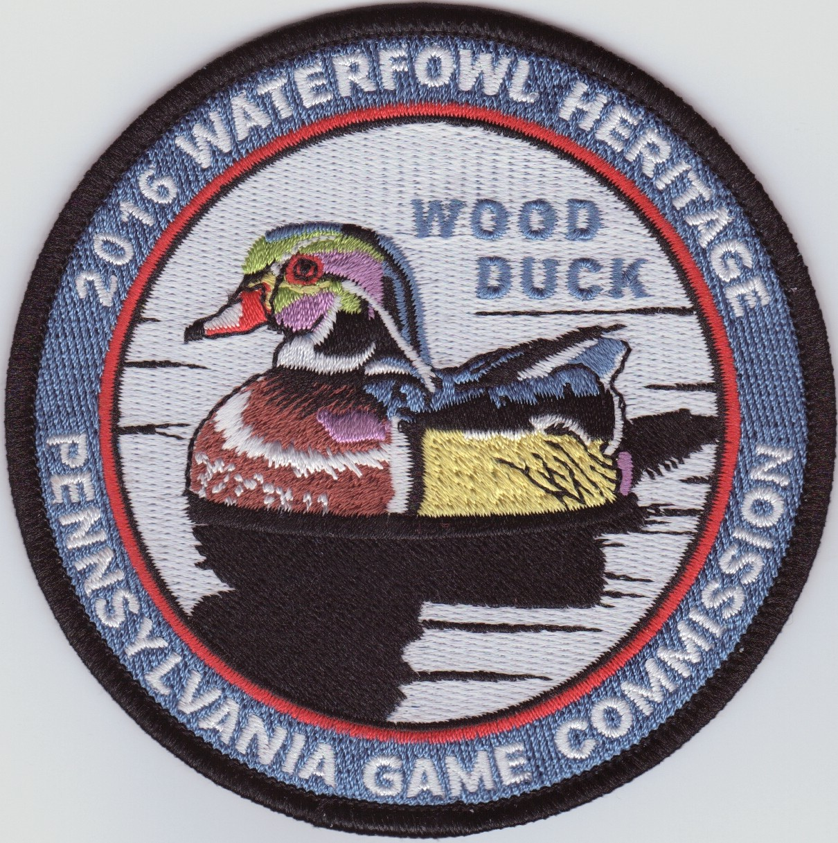 Game Commission Circular Patch