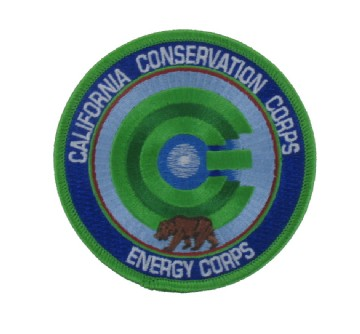 Conservation Corps Embroidered Emblem
