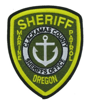 County sheriff patches
