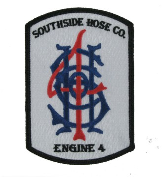 Fire Engine patches
