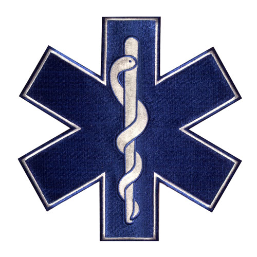 Custom EMS patch