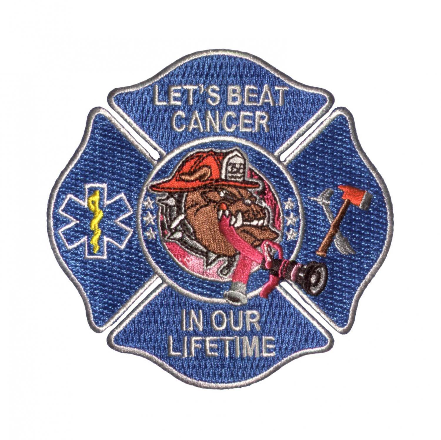 Cancer Awareness Patches
