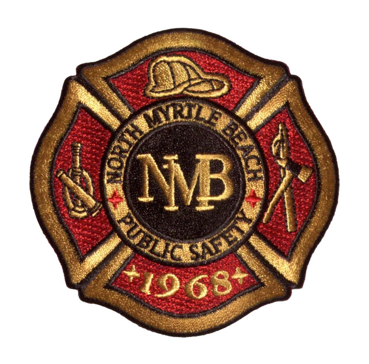 Fire Scrambler Emblem