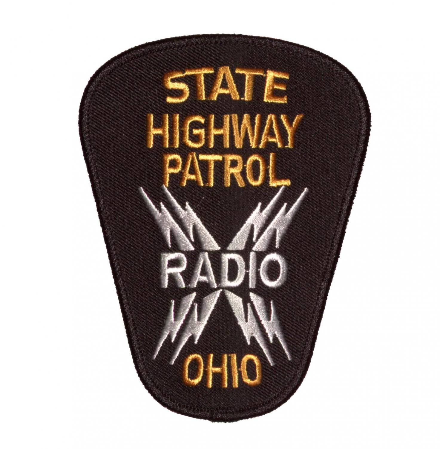 Highway patrol patches