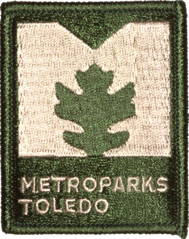 National Parks Embroidered Emblem