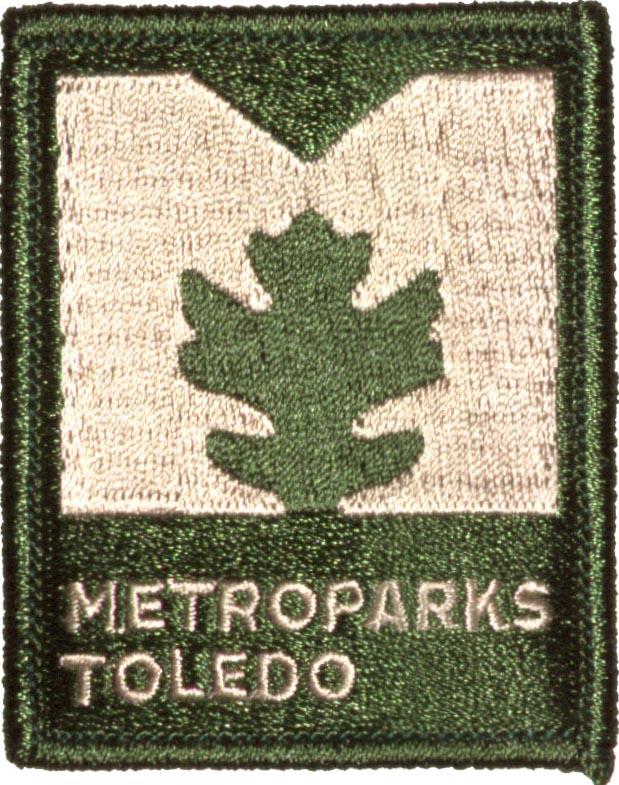 National Parks Embroidered Emblem