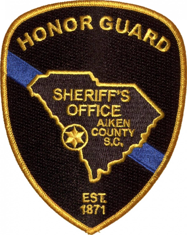 Honor Guard emblems