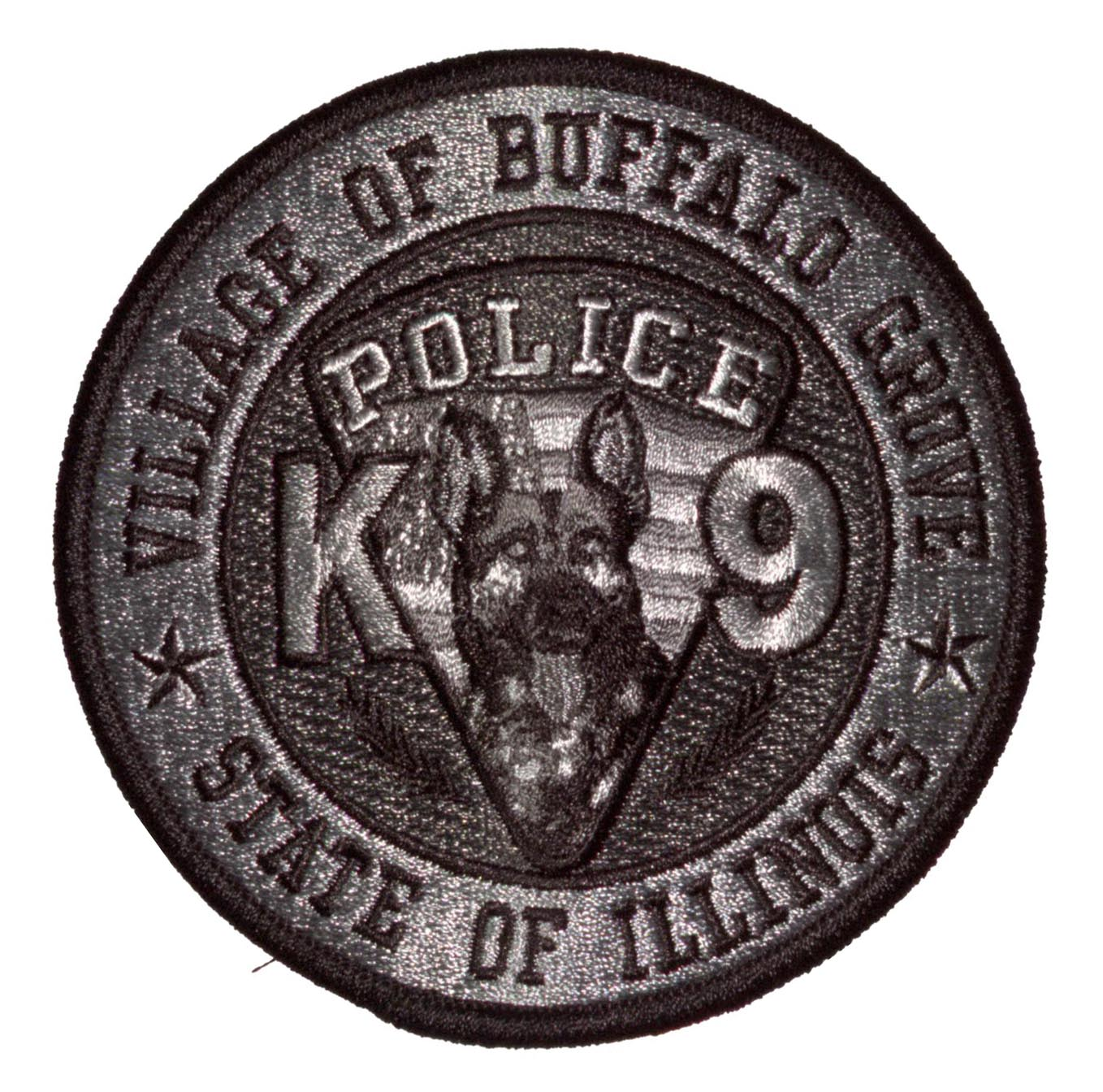K9 Unit patches