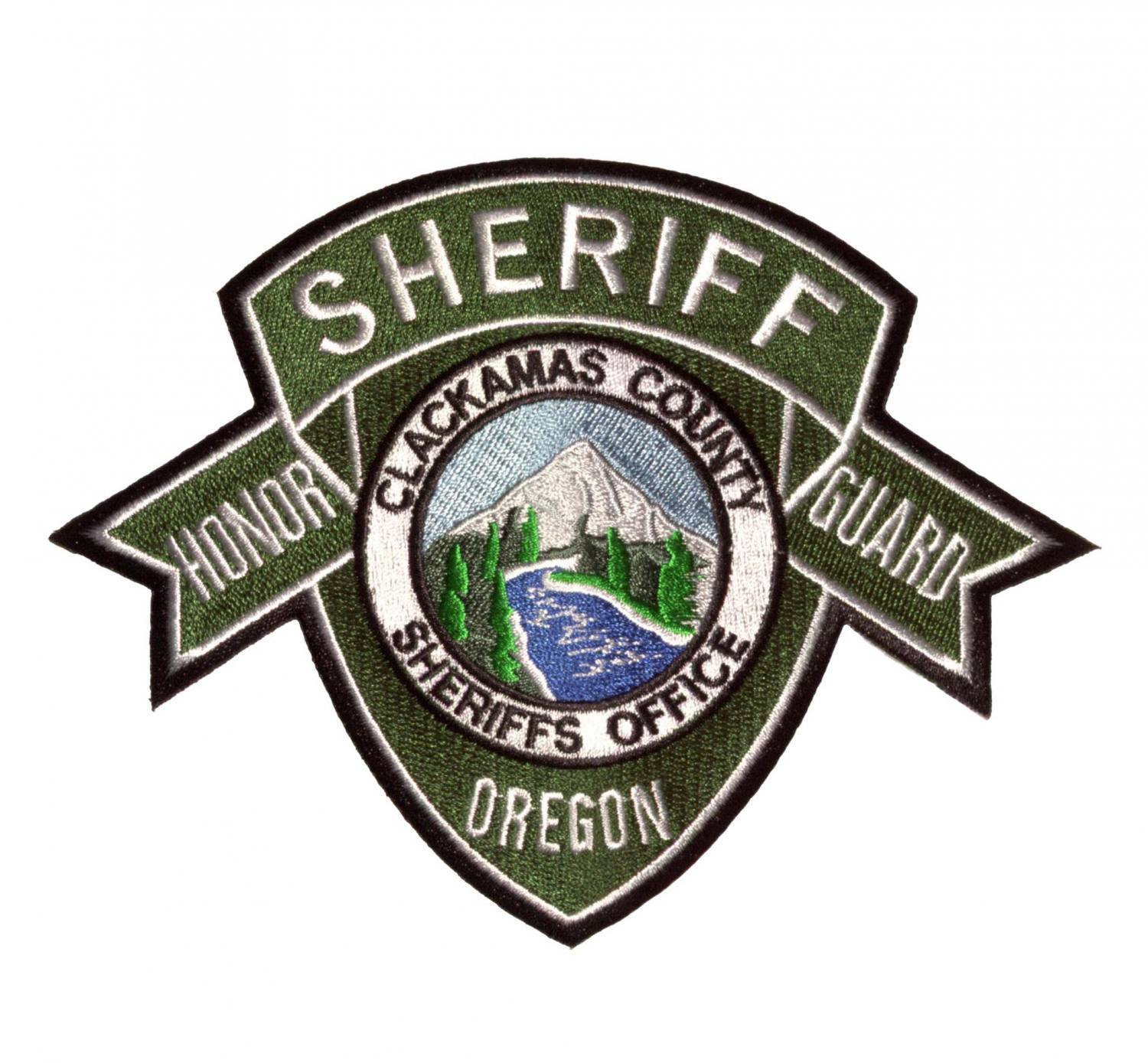 E17237 Clackamas County Sheriff (OR) | The Emblem Authority