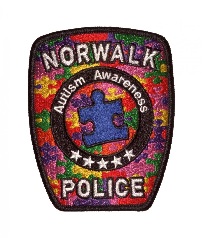 Autism Awareness Emblem