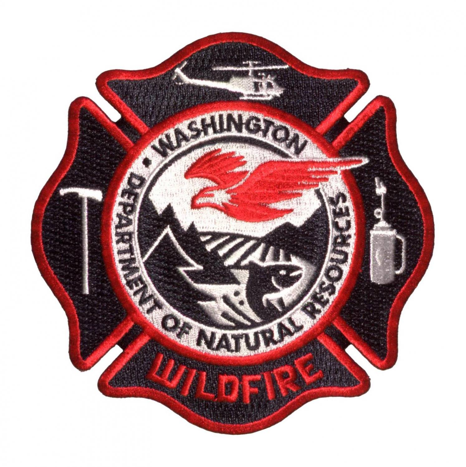 Fire Scramble patch
