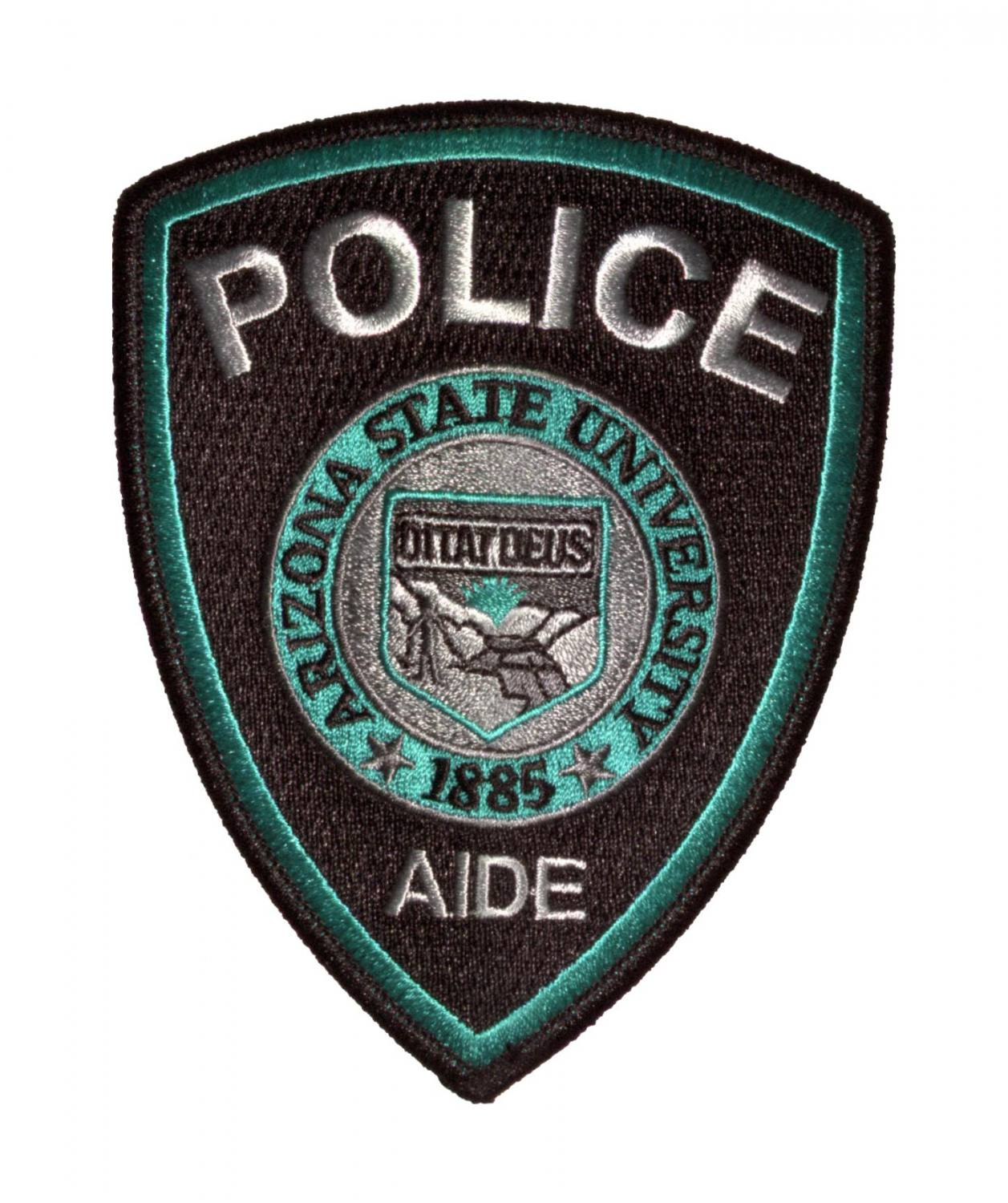 Autism Awareness Police Patch