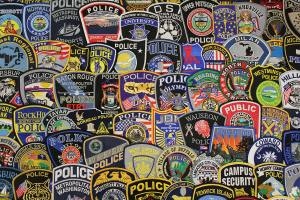 POLICE-PATCHES
