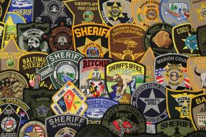 SHERIFF-PATCHES