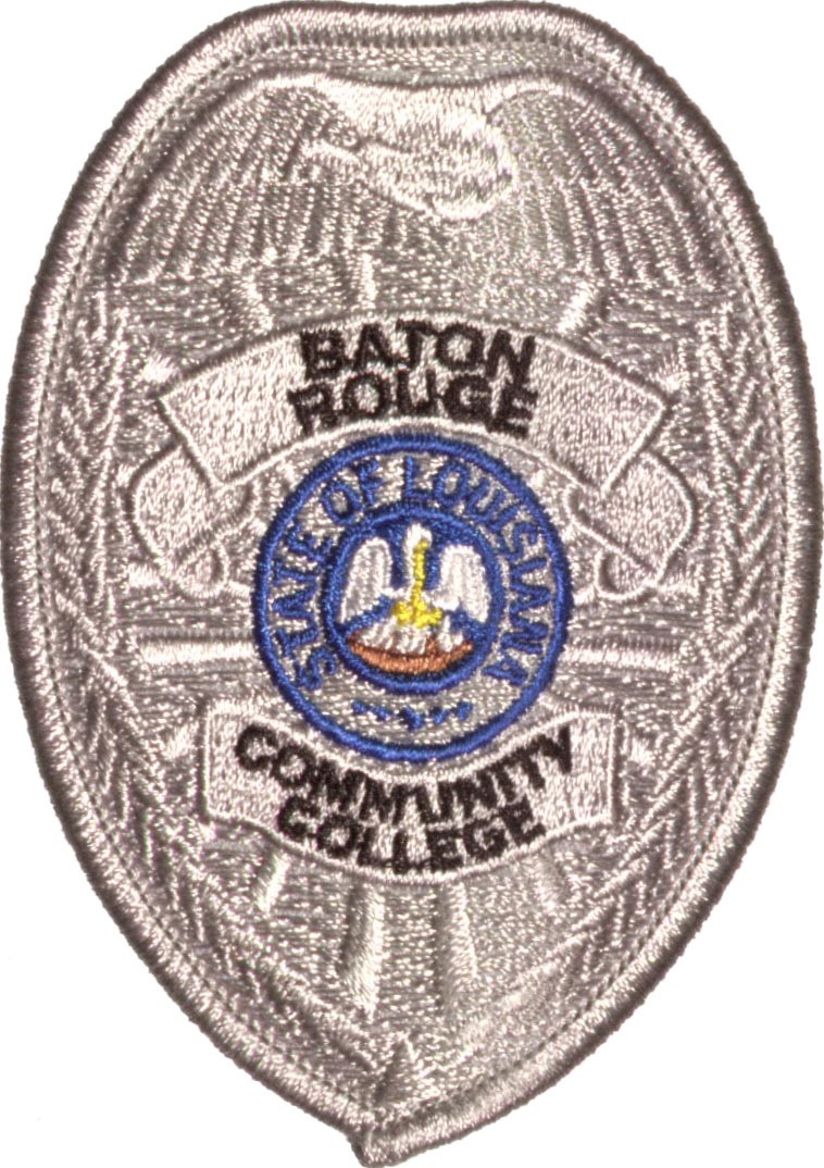 Police Badge Patches