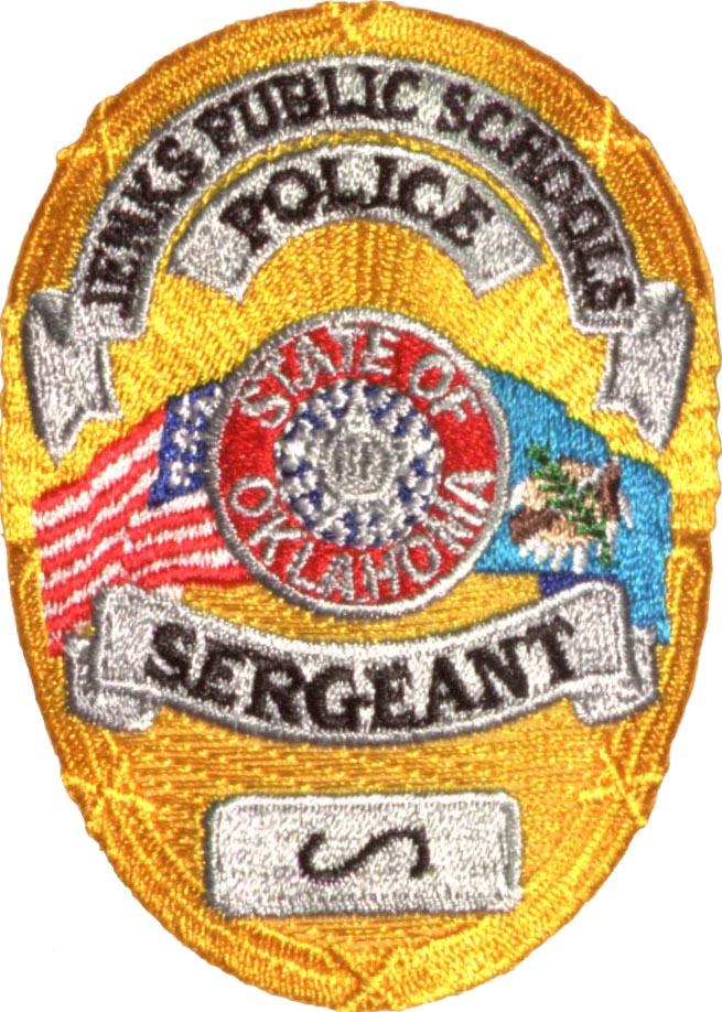 Police Sergeant Emblem