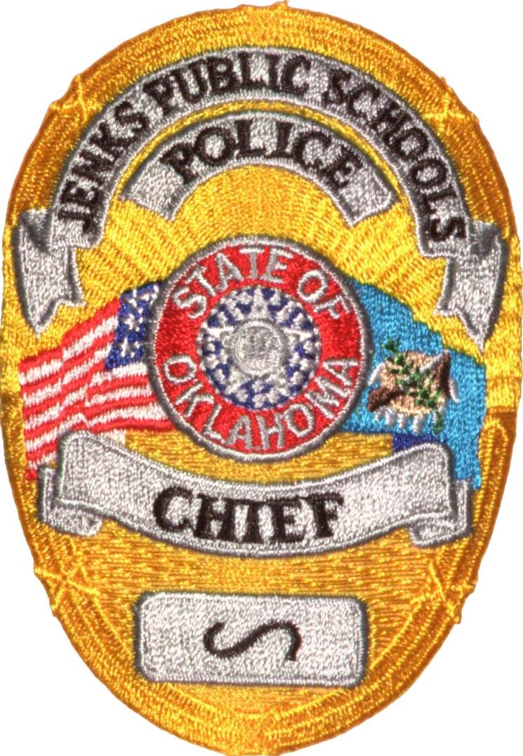 Police Chief Emblem