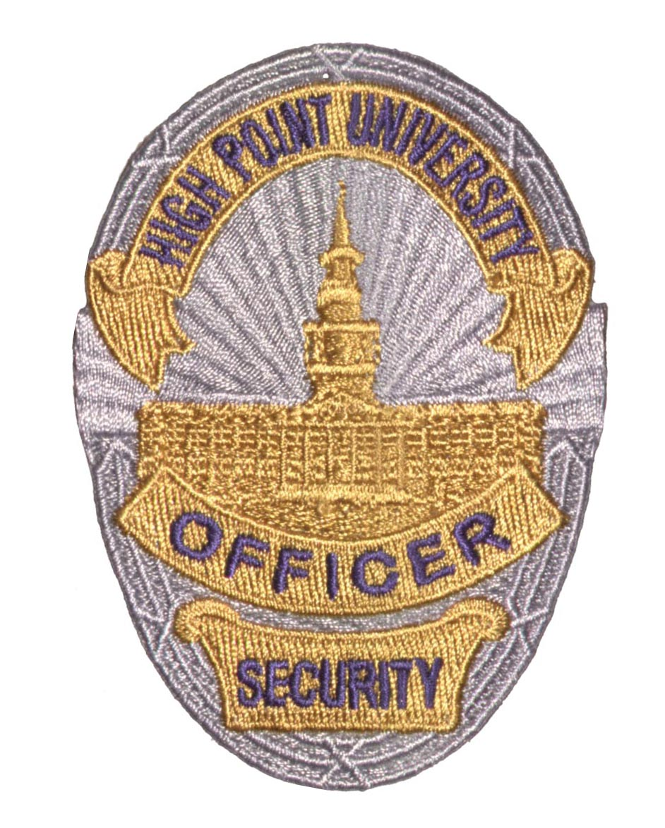 Campus Police patch