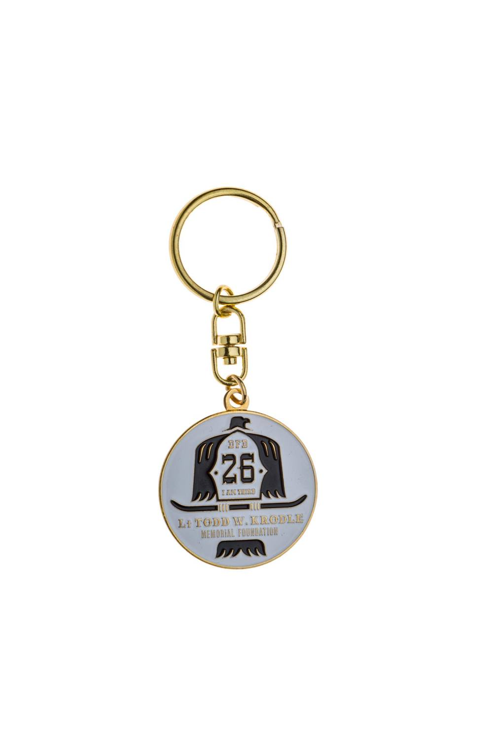 Metal Keychains - Fire & Police Depts | The Emblem Authority