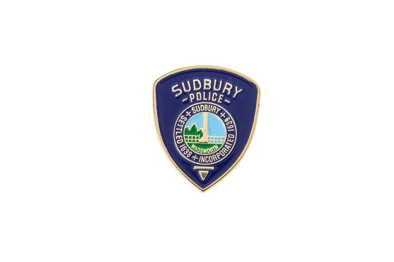 Custom police lapel pins