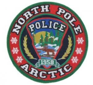 Circular Police Patch