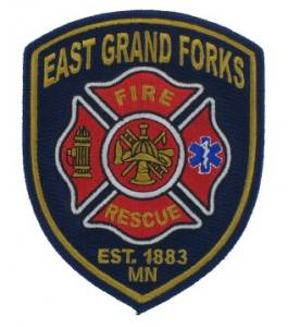 Fire Rescue Patch