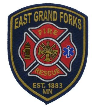 Fire Rescue Patch