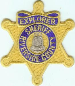Explorer Badge Patch