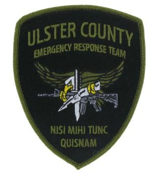 EMT Embroidered Emblem