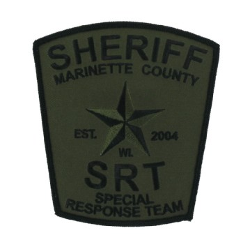 Sheriff patch