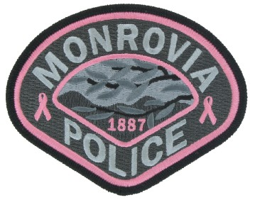 Awareness police patches