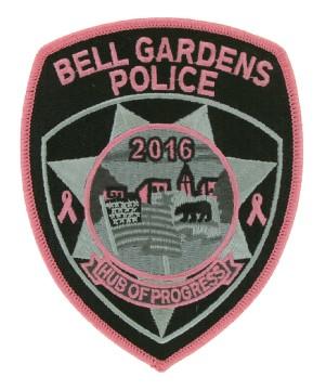 Pink Awareness Emblems