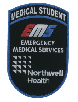 EMS Embroidered Emblems