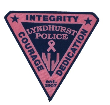 Pink Police emblems