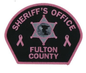 Pink Sheriff's Emblems