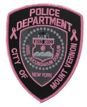 Awareness Police Emblem